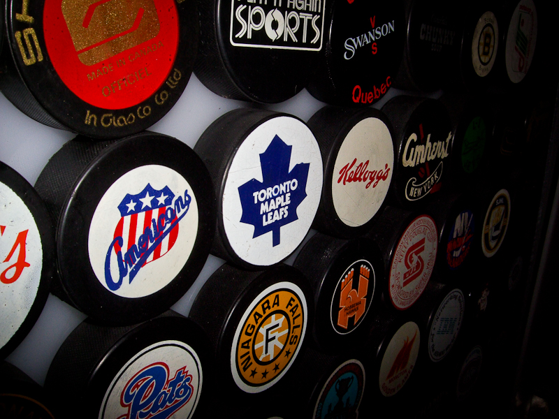 NHL Hall of Fame Toronto