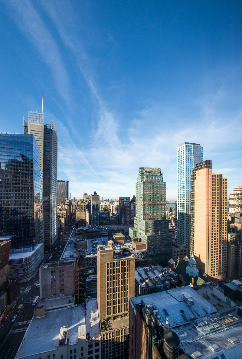New York City with SIGMA Wideangle Lens