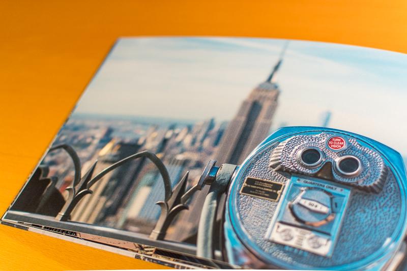 Fotobuch Test von Saal Digital